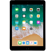 Apple iPad (2018) 32GB Wi-Fi Space Grey