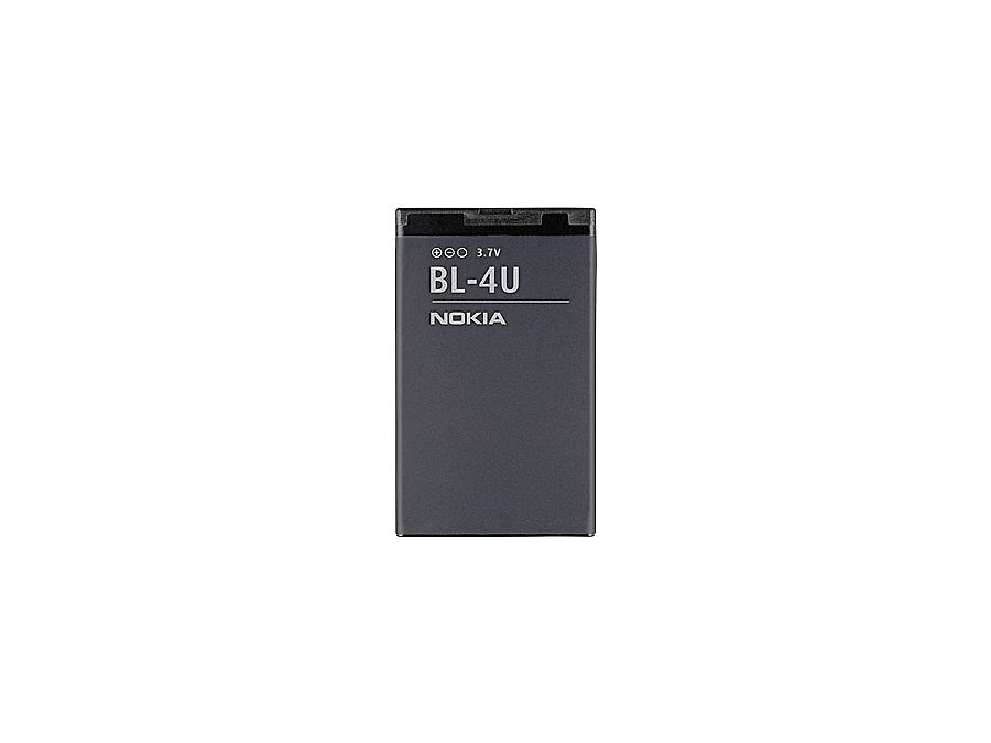 Аккумулятор Nokia BL-4U, Li-Ion, 1110 мАч