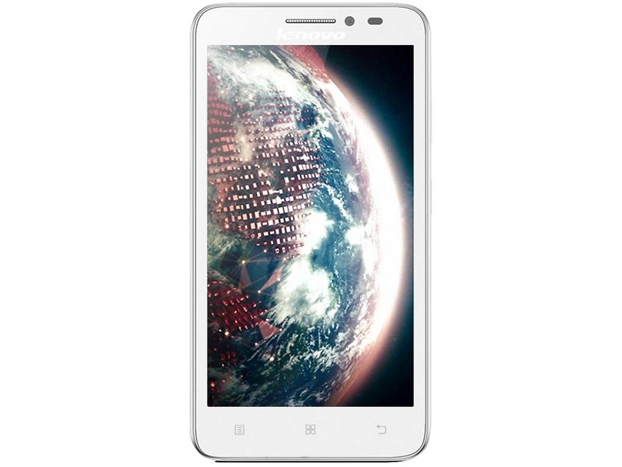 Смартфон Lenovo A606 White LTE